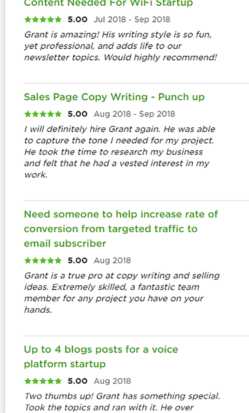 How I made $1,256 My First 30 Days Copywriting On Upwork - MacKellen Media